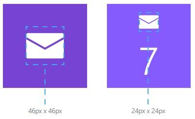 Creating App Tiles on the Microsoft Band
