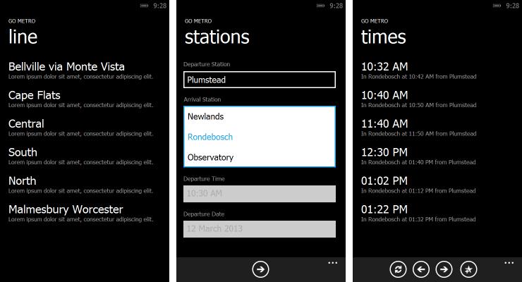Timetable Workflow